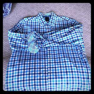 Men's Tailorbyrd Long Sleeved Men's Shirt. XL